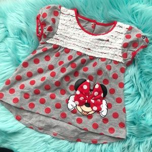 New Disneyland Resort Minnie top 4t